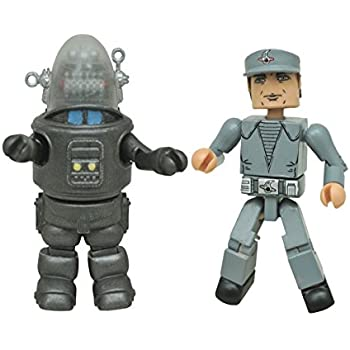Amazon Com Forbidden Planet Remote Control Robby The Robot With Blazing Lights And Sounds Toys Amp Games