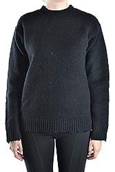 Alexander Wang Women S Mcbi14455 Black Wool Sweater