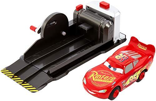 Disney/Pixar Cars Stunt & Skills Lightning Mcqueen