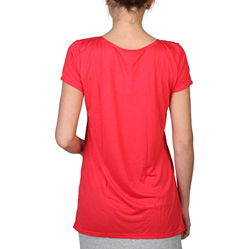 Chloe - Shirt - shortsleeve - rosso-44