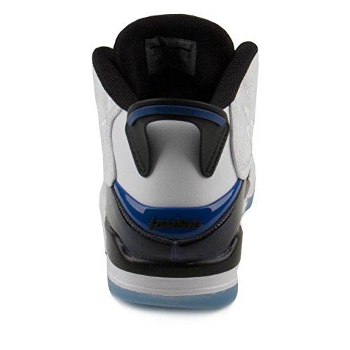 Nike Mens Air Jordan Dub Zero Concord Basketball Shoes White/Concord/Black/White 311046-106 Size 11.5 by Jordan (Image #3)