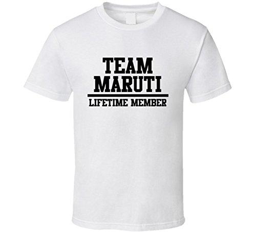 team-maruti-lifetime-member-name-cool-t-shirt-l-white