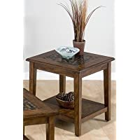 End Table in Multicolor