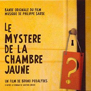 Philippe sarde le mystere de la chambre jaune amazon - Le mistere de la chambre jaune ...