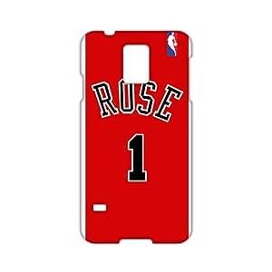 Angl 3D Case Cover Bulls Rose Phone Case for Samsung Galaxy s 5 wangjiang maoyi