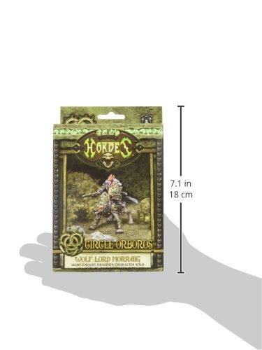 Privateer Press - Hordes - Circle Orboros: Wolf Lord Morraig Model Kit 5