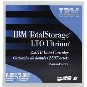 IBM 00V7590L LTO ULTRIUM VI - 2.5TB-6.25TB LABEL by IBM