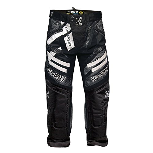 HK Army Hardline Paintball Pants - 2018/2019 Styles (Graphite, Large)
