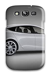 Premium Tpu Tesla Model S 31 Cover Skin For Galaxy S3