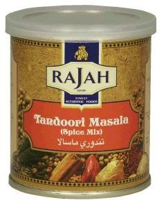 Rajah Tandoori Masala (Spice Mix) 100g (Pack of 2)