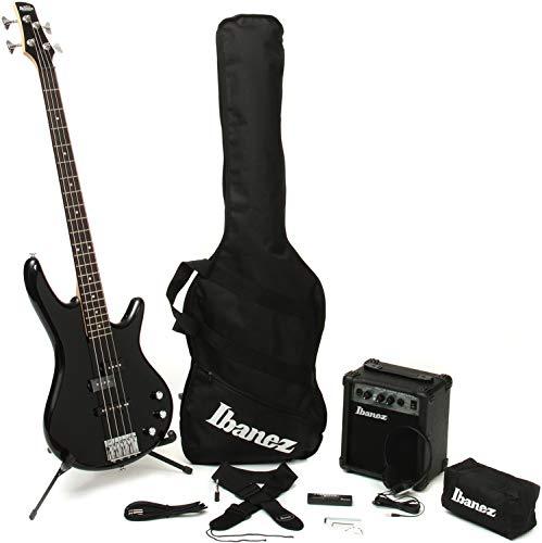(Ibanez IJXB150B Jumpstart Bass Pack - Black)
