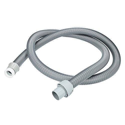 ✧WESSPER® Tuyau pour aspirateur AEG-Electrolux AJM6805 (ø32mm, 260cm, argent)