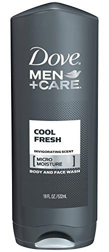 Dove Men + Care corps et se laver le visage, Cool frais 18 oz