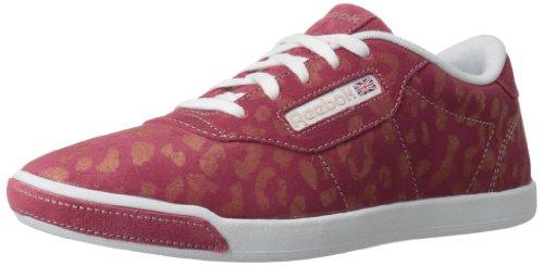 Reebok Femmes Cl Lady Duchess Exotique Lace-up Mode Sneaker Lumineux Cadmium / Rose Or / Violet Vibe / Blanc