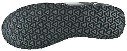 Polo Ralph Lauren Mens Slaton Pony Fashion Sneaker Black/Charcoal hzhvCF