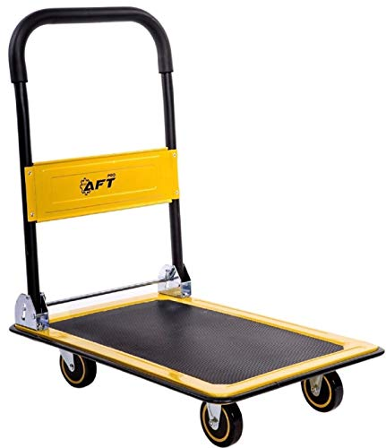 Push Platform Truck Dolly