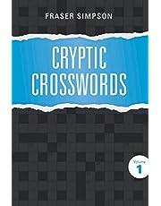 Cryptic Crosswords Volume 1