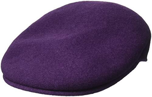 Kangol Men's 504 Flat Ivy Cap HAT, Velvet, S
