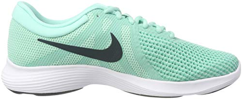 4 Menta Running Donna da Nike Trail Scarpe Midnight Spruce Emerald 300 Rise Light Eu Multicolore Revolution 65xRqRFS