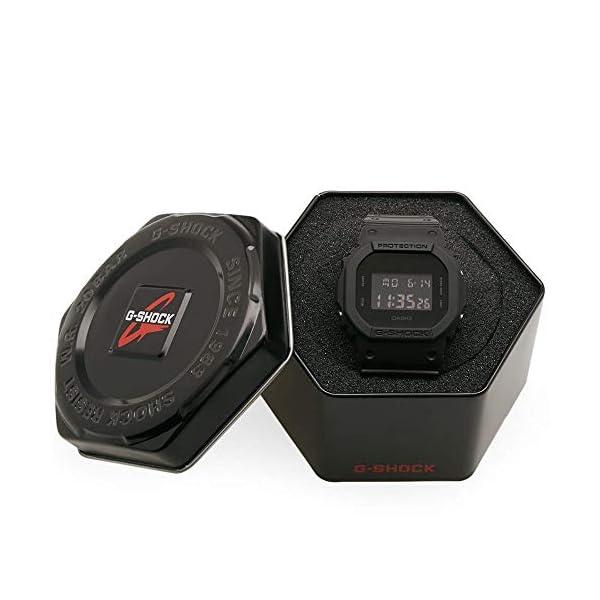 Casio Reloj de Pulsera DW-5600BB-1ER 7