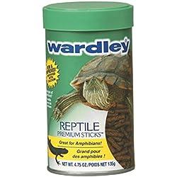 HARTZ Wardley Premium Amphibian and Reptile Food Sticks - 4.75oz