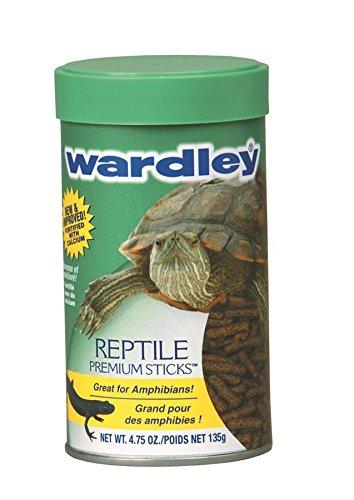 HARTZ Wardley Premium Amphibian and Reptile Food Sticks – 4.75oz