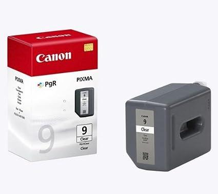 Canon PGI-9 Clear - Cartucho de Tinta para impresoras (PIXMA ...