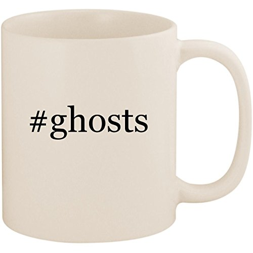 Price comparison product image #ghosts - 11oz Ceramic Coffee Mug Cup, White