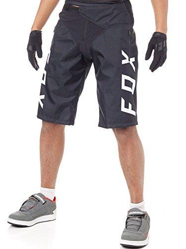 Fox Racing Woven Shorts (Fox Racing Demo DH Short - Men's Black, 36)