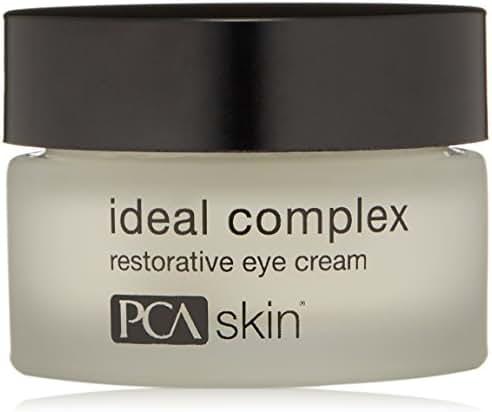 PCA SKIN Ideal Complex Restorative Eye Cream,  Treats Sagging Eyelids, Dark Circles & Wrinkles , 0.5 ounce