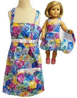 一致する女の子人形マルチカラーフラワーサンドレスサイズ5 B0109XICF2 B0109XICF2, ヒカワチョウ:5ae78b67 --- arvoreazul.com.br