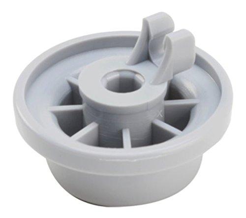 Neff 8 ruote KR22-8 per il cestello inferiore della lavastoviglie Constructa DREHFLEX/® Siemens ideali per i codici: 00165314//165314 ecc. adatte a vari modelli Bosch