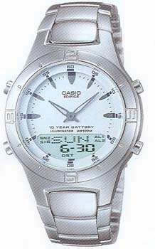 Casio General Men's Watches Edifice 10 Year Battery Life EFA-110D-7AVDR - 4