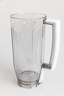 Daniplus© Vaso mezclador, vaso medidor apto para Bosch MUM6 Robot de cocina – Nº: 00644257, 644257: Amazon.es