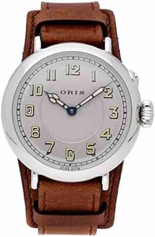 5e8d3176b05 Oris Big Crown Mechanical (Automatic) Silver Dial Mens Watch 732 7736  4081LS (Certified