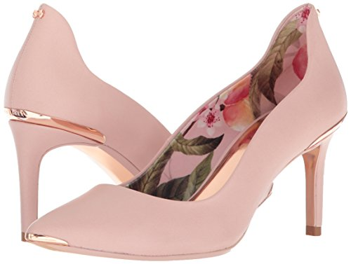 Ted Baker Women's Vyixyn Pump, Blossom Pink Leather Blossom Print Lining, 8 Medium US by Ted Baker (Image #6)