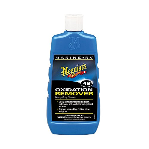 Meguiar's M4916 Heavy Duty Oxidation Remover, 16 oz.
