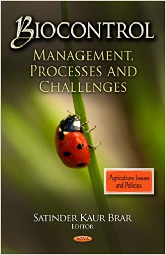 Biocontrol: Management, Processes and Challenges (Agriculture Issues and Policies)