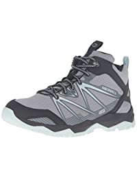 Merrell Women's Capra Rise Mid Waterproof Hiking Boot