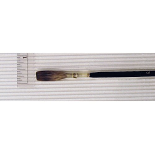 Mack Gray Lettering Quill Size 6-189L by Mack Brush