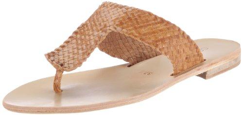 Coral Blue CB.V212504 CB.V212504 - Sandalias de vestir de cuero para mujer Beige