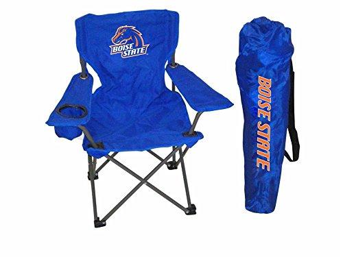 Rivalry NCAA College Team Logo Design Boise State Junior Tailgate Chair