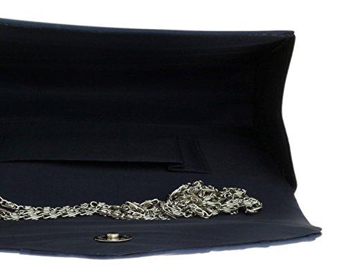 marino mano Cartera de mujer Handbags azul para Girly qw0TtZ