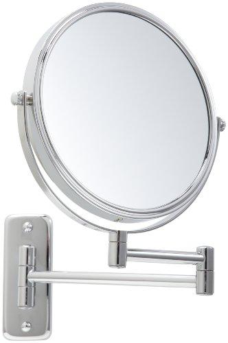 Jerdon JP7504CF First Class 4X Wall Mount Mirror, 8