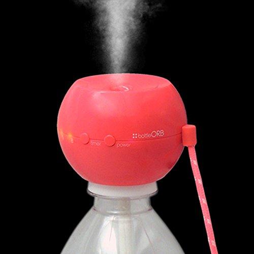 トップランド(TOPLAND)ボトル加湿器ピンクオーブM7012P