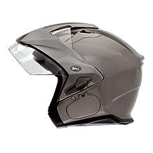 Bell Mag-9 Sena Solid Helmet Titanium XL