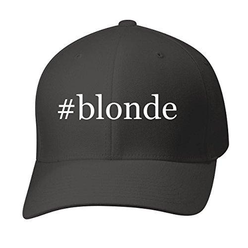 Blonde Baseball - BH Cool Designs #Blonde - Baseball Hat Cap Adult, Black, Small/Medium