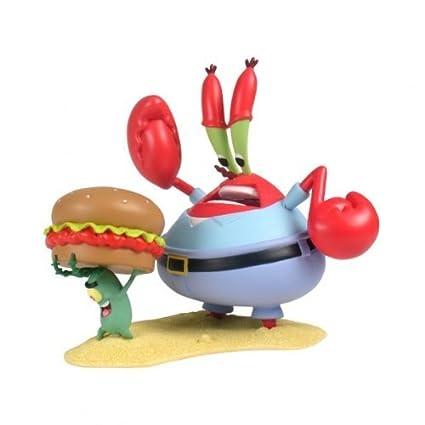 Amazoncom Spongebob Squarepants Mini Figure World Mr Krabs