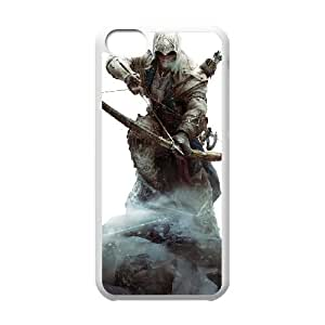 iPhone 5c Cell Phone Case White Bear as a gift I718474