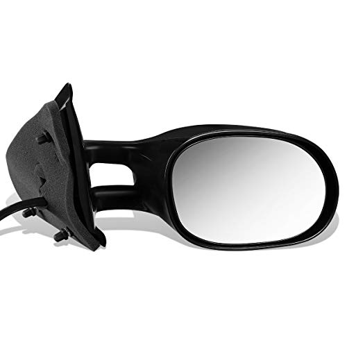 (DNA Motoring OEM-MR-CH1321171 Factory Style Powered+Heated Right Side View Door Mirror)